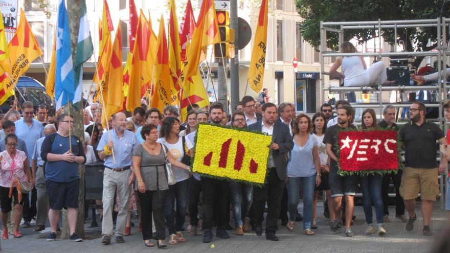 """ERC de Barcelona augura una movilización que será de """"suma"""" con la presencia de Colau"""