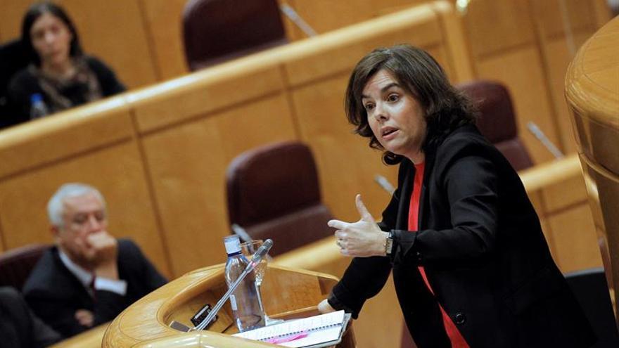 """El Gobierno pide consenso para reformar las instituciones, no """"dinamitarlas"""""""
