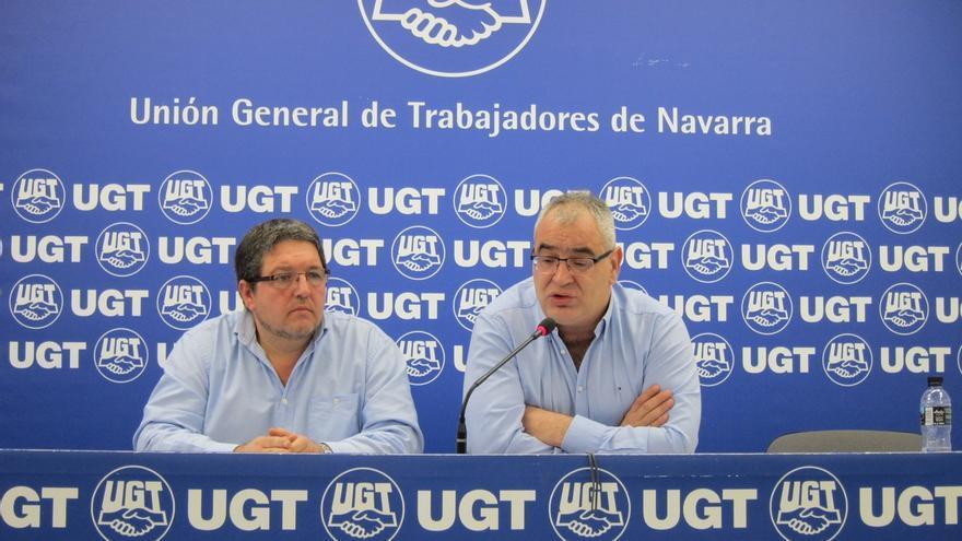 """UGT expresa su """"preocupación"""" por el sector de la construcción, que ha perdido el 67,6% del empleo desde 2008"""