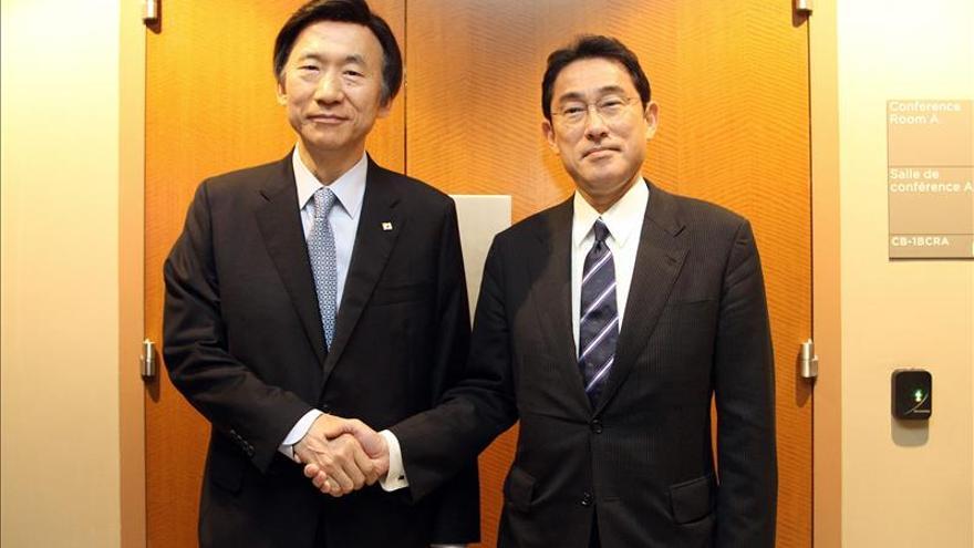 Seúl y Tokio buscan aclarar hoy el conflicto de las esclavas sexuales