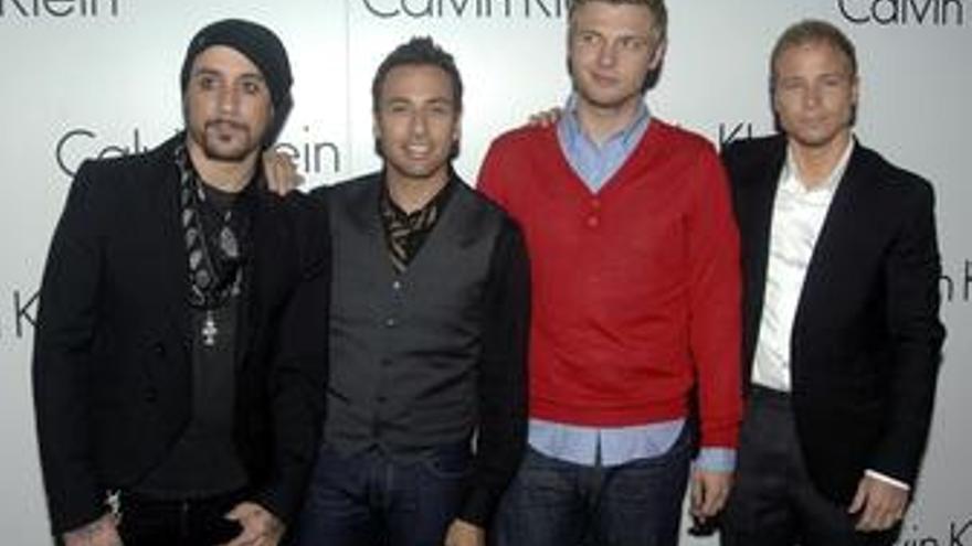 Los Backstreet Boys