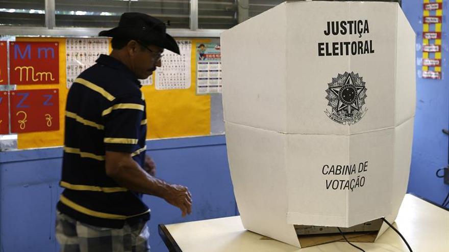 Más de 144 millones de brasileños convocados a elegir alcaldes en octubre