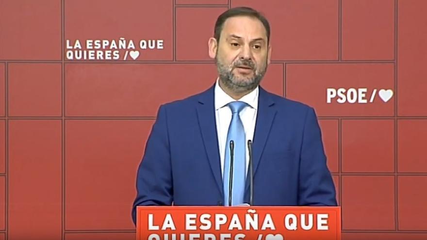 Ábalos anuncia que el PSOE no vetará a nadie en los debates electorales