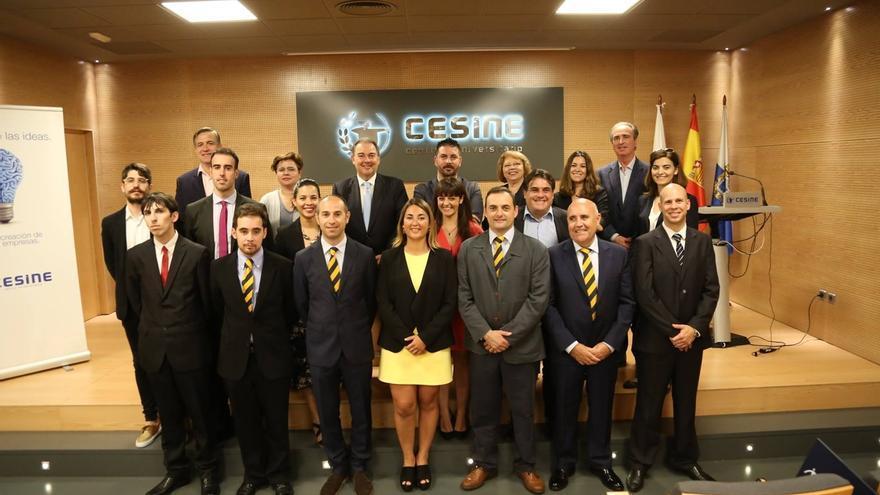 Presentados en CESINE los proyectos innovadores de creación de nuevas empresas