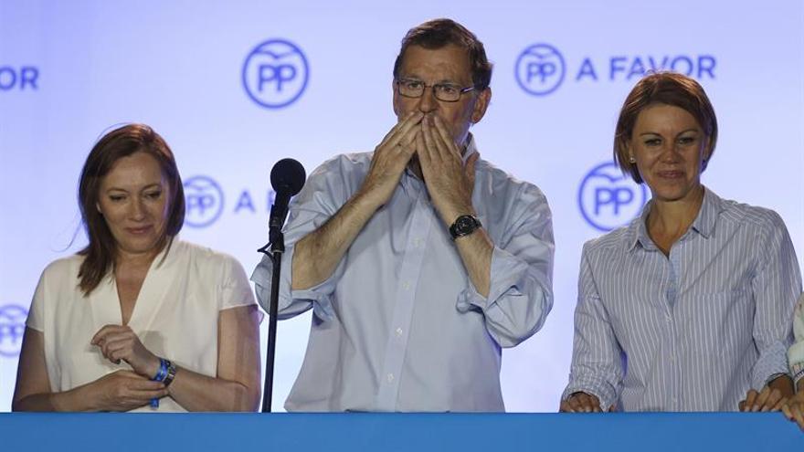 El PP gana en el Senado con 130 escaños, seguido por PSOE con 43, al 90 % escrutado