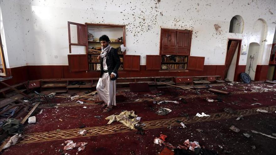 La coalición árabe lanza nuevos ataques aéreos en Saná