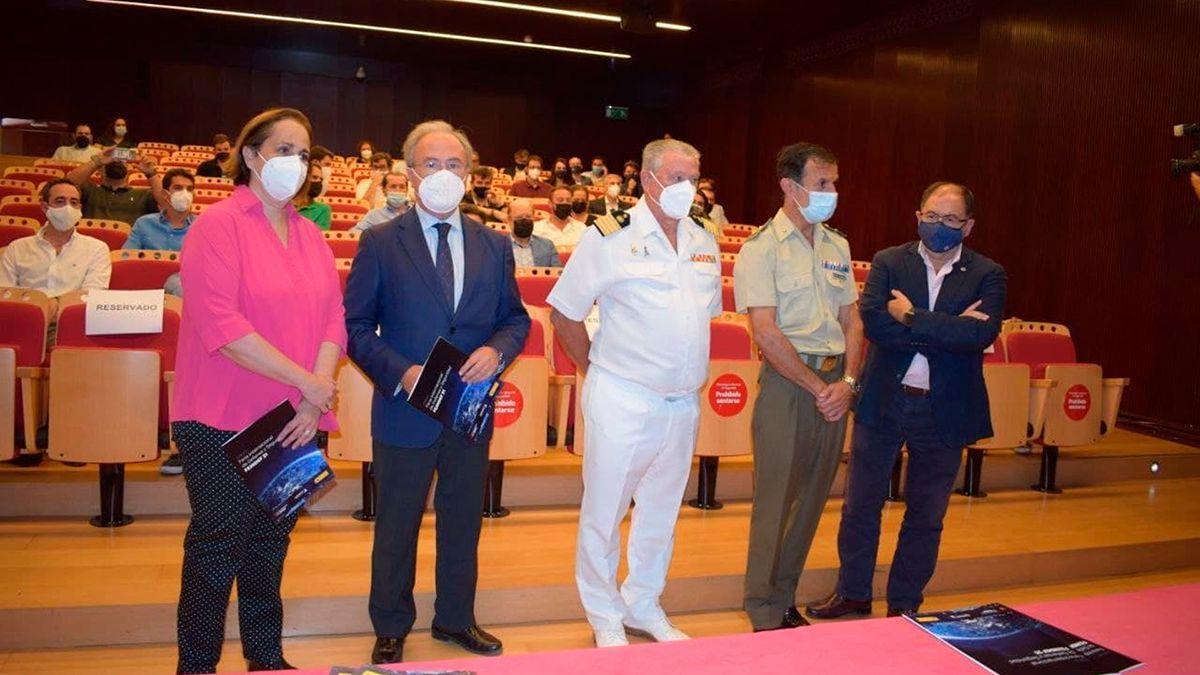 Presentación de la Feria Internacional de Defensa y Seguridad.