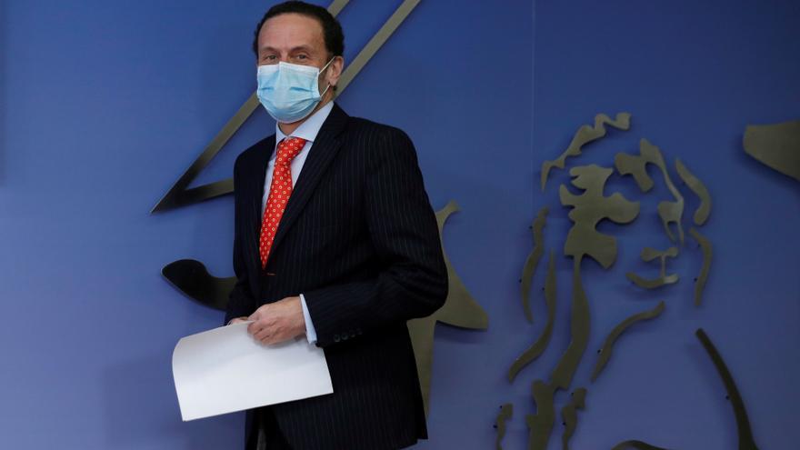 Bal niega presiones a sus diputados para promover una moción de censura en Madrid