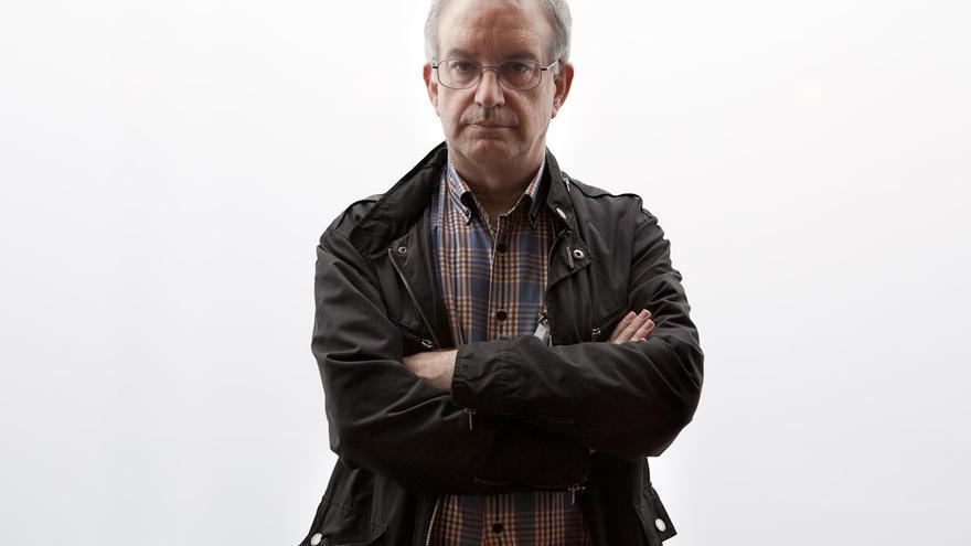 Josep Moya, autor de l'estudi sobre salut mental a aturats majors de 45 anys / Foto Enric català