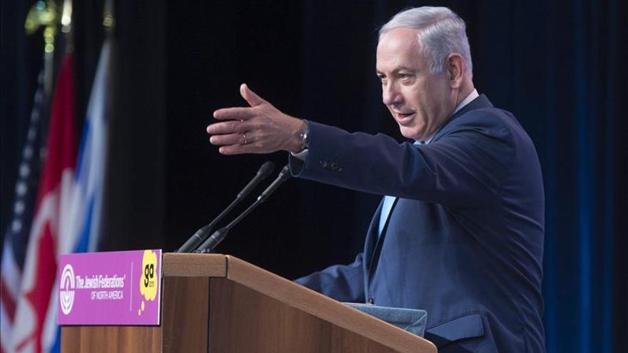 Netanyahu ordena banderas a media asta en Israel y sus embajadas por Francia