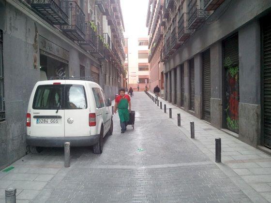 Calle de Santa Águeda | SOMOSMALASANA.COM