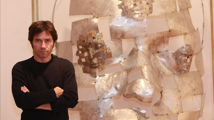 """El escultor Mascaró y sus """"guardianes"""" llegan al Hay Festival de Segovia"""