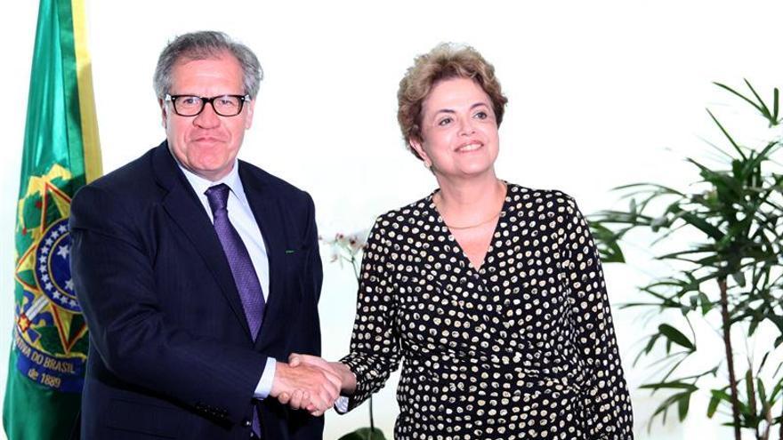 La OEA consultará a la CorteIDH sobre el proceso político contra Rousseff