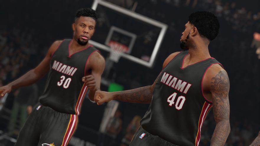 NBA 2K15 Gamescom 2014