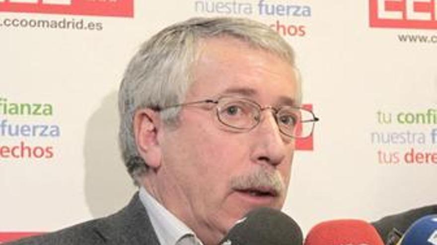 Canutazo de Ignacio Fernández Toxo