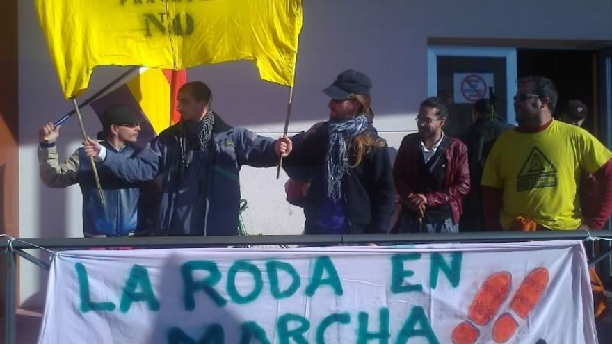 El movimiento anti-fracking de Campo de Montiel