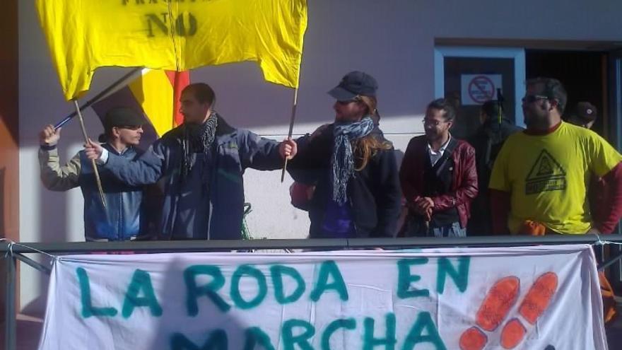 El movimiento anti-fracking de Campo de Montiel
