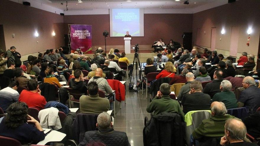 """Podemos Andalucía cierra 'Horizonte 2023' con el objetivo de """"profundizar"""" en la construcción de Adelante"""