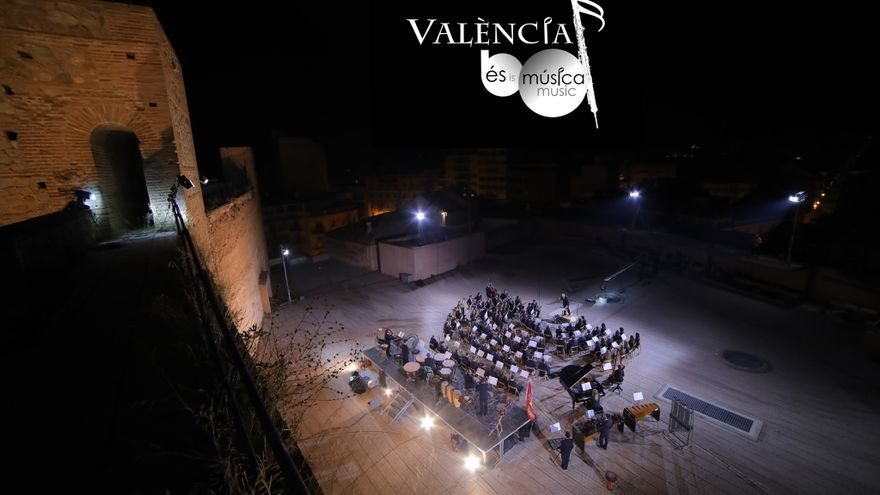 Grabación del programa 'València és música'