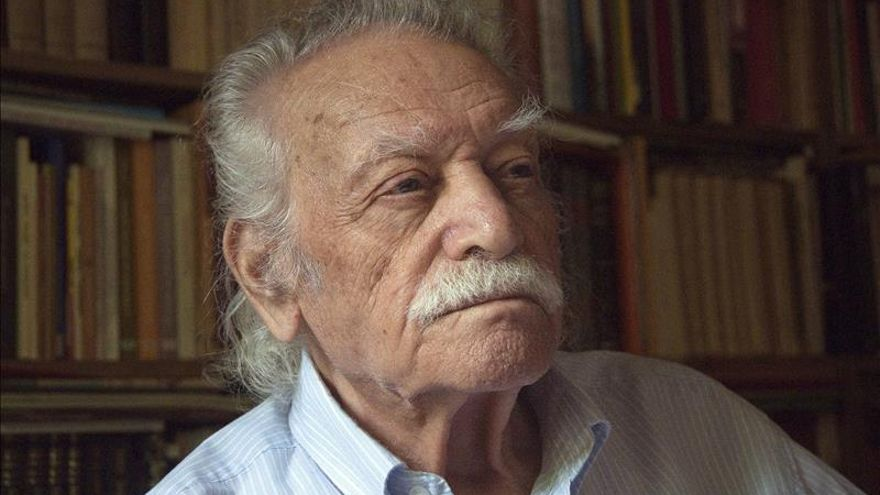 Manolis Glezos.
