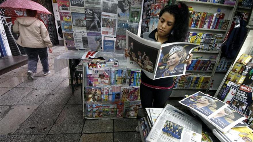 El oficialismo argentino busca que el Estado controle el papel para la prensa