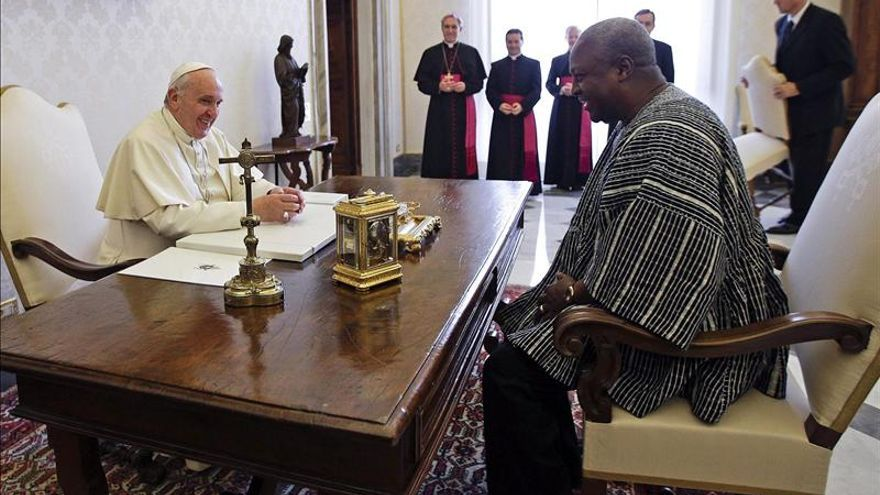 """El Papa expresa su """"cercanía espiritual"""" a los afectados por el accidente en Murcia"""