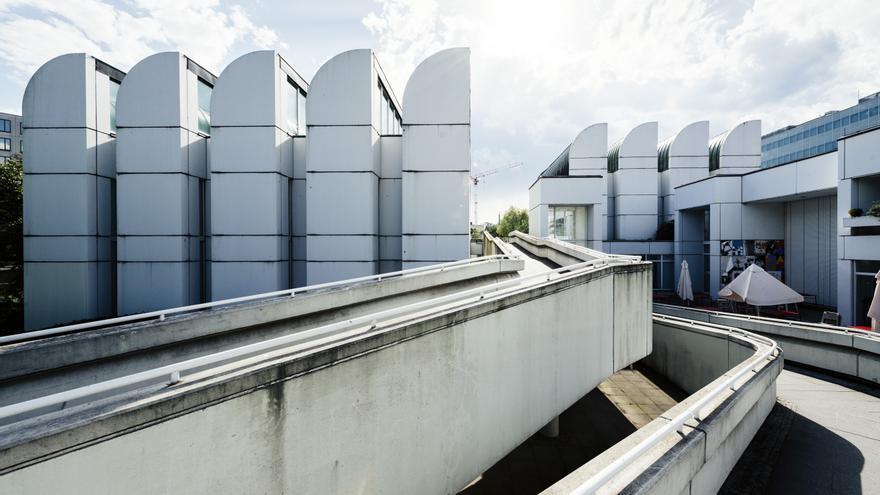 Archivo de la Bauhaus y Museo del Diseño en Berlín