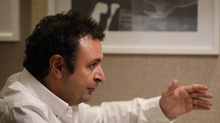Ignacio Sánchez-Cuenca, director de Instituto Carlos III-Juan March de Ciencias Sociales de la Universidad Carlos III de Madrid y Profesor de Ciencia Política en la misma universidad.