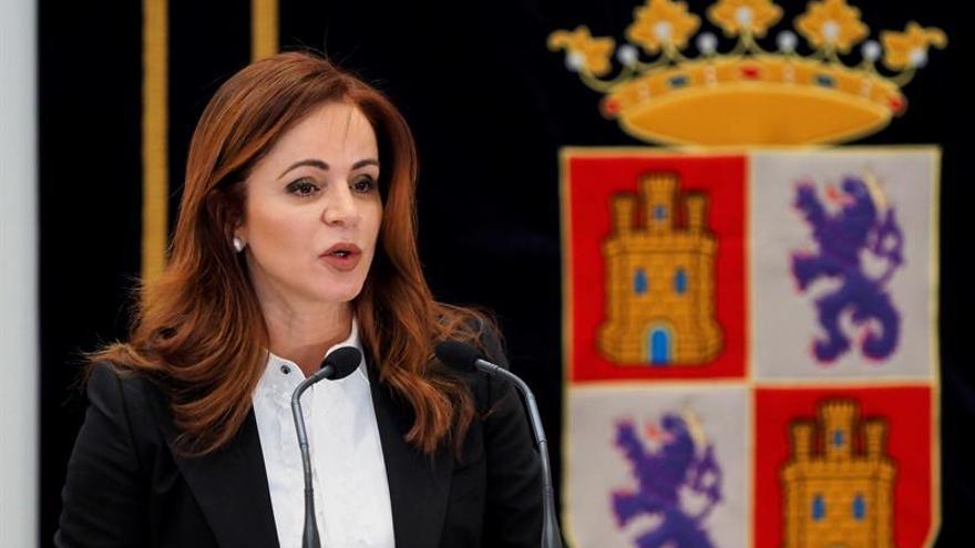 La expresidenta de las Cortes de CyL con el PP da el salto a Ciudadanos