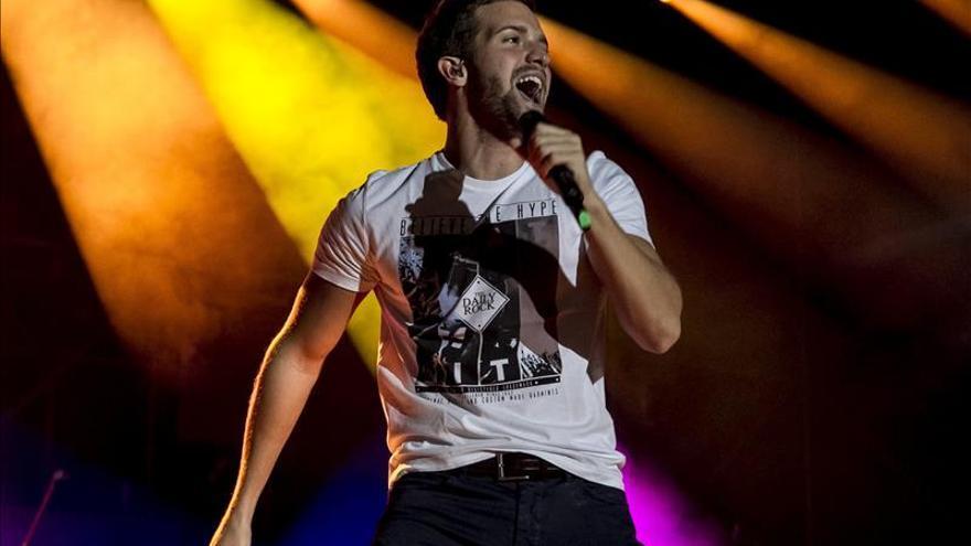 Pablo Alborán, protagonista musical de la Navidad en TVE