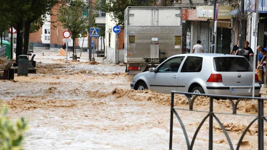 25.000 madrileños viven en riesgo por inundación, según los ecologistas