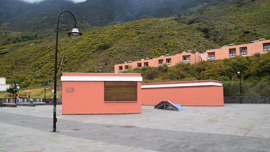 Kiosco plaza La Frontera