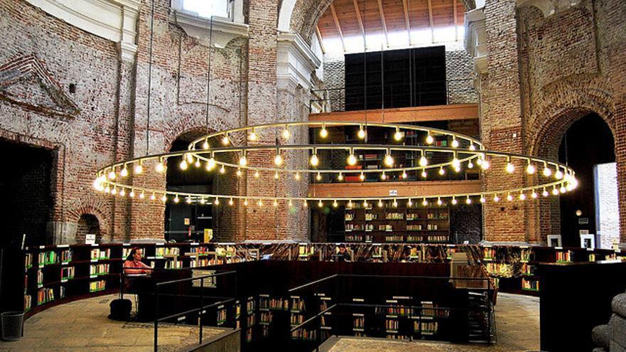 Cinco alternativas fant sticas a la biblioteca nacional for Escuelas pias madrid