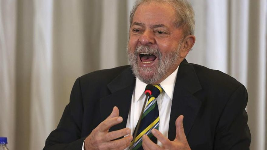 """Lula, el amigo por el que algunos ponen """"la mano en el fuego"""""""