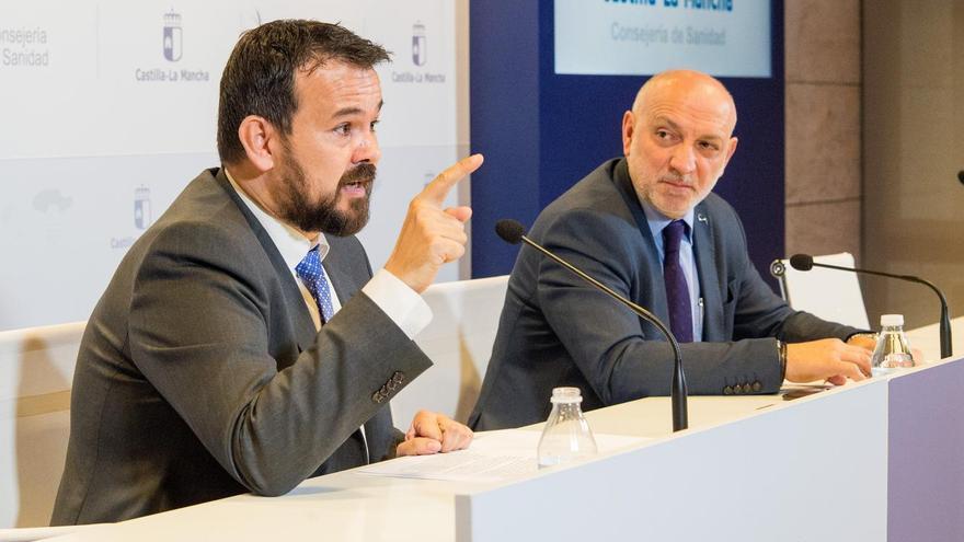 Rueda de prensa de Juan Ramón Amores y Rodrigo Gutiérrez
