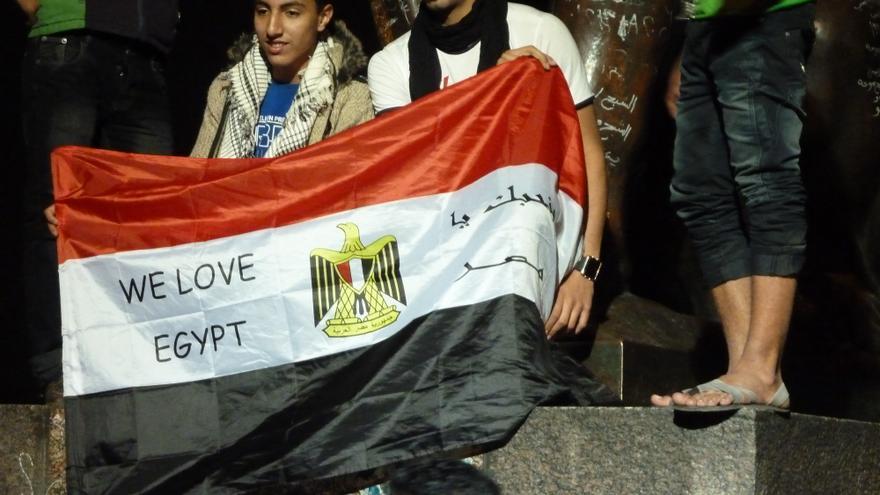 Se cumplen cinco años desde que se iniciaron las movilizaciones que dieron lugar a lo que se conoce como la Primavera Árabe © Amnesty International / Andrea Bodekull