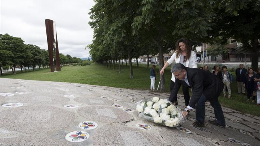 """El PP denuncia intentos de """"diluir"""" el asesinato de Blanco """"en otras violencias"""""""