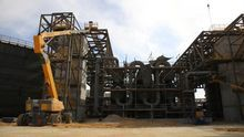 Israel y España construyen la mayor planta de energía solar en el Neguev