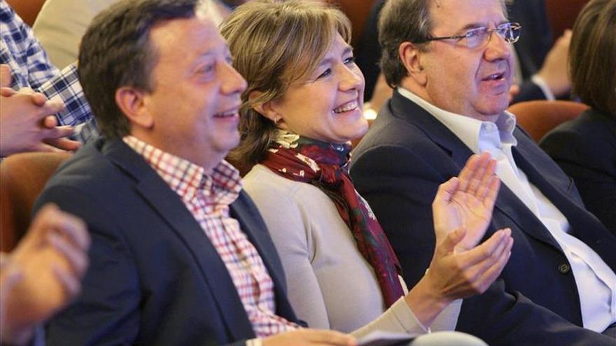 """García Tejerina dice que """"la experiencia la desprecia quien no la puede ofrecer"""""""