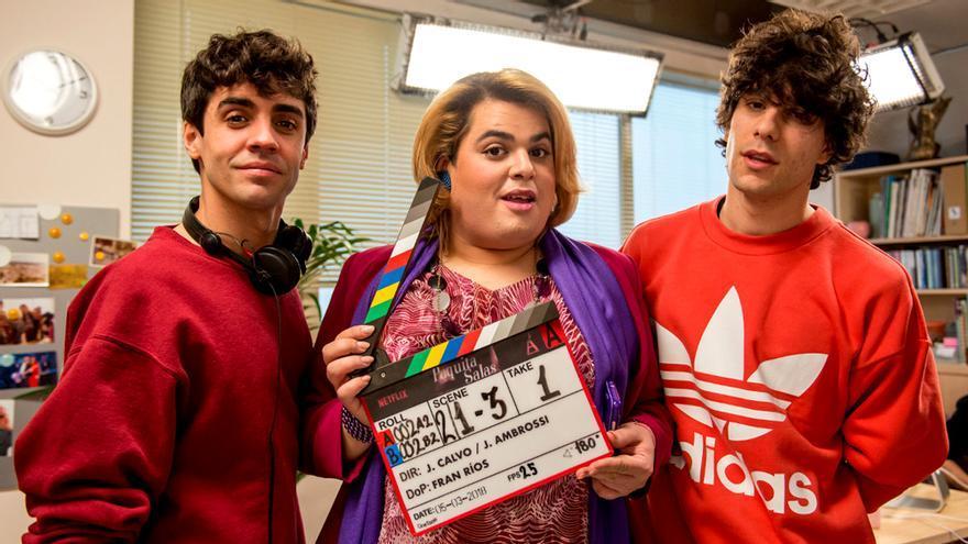 Paquita Salas, producción europea de Netflix