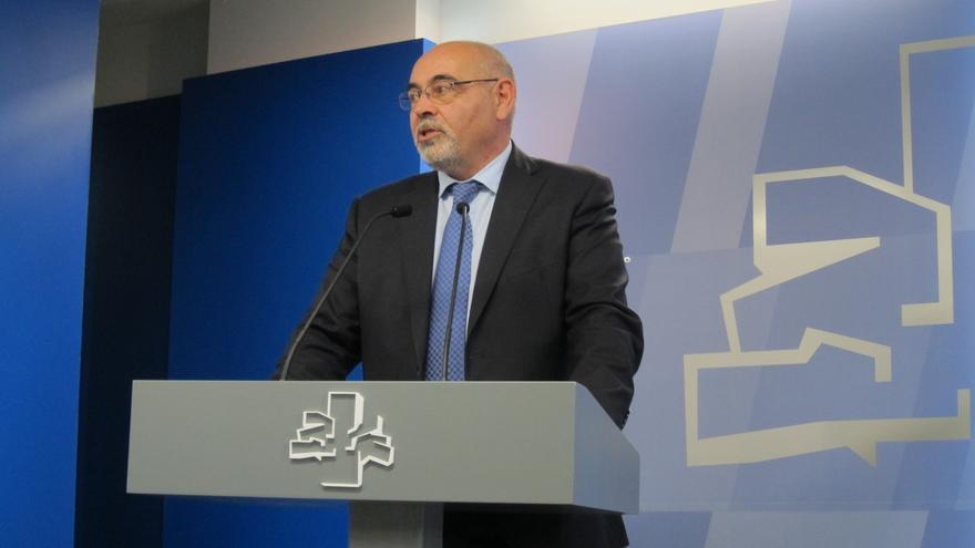 """Pastor (PSE) reitera que no apoyarán un gobierno del PP y que la gran coalición """"no se va a dar ahora tampoco"""""""