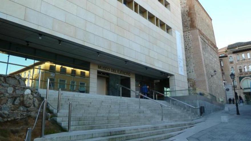 Museo del Ejército, Toledo / Foto: Europa Press