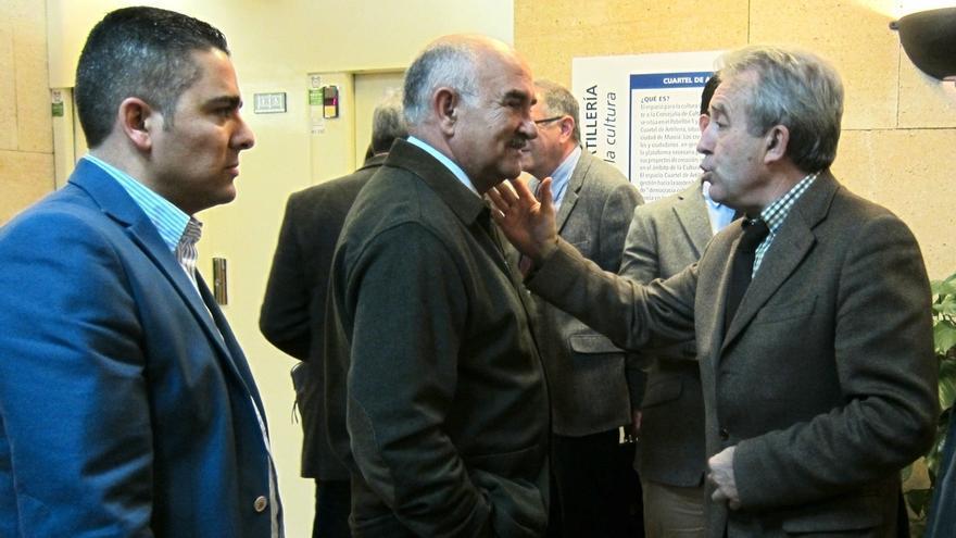 El consejero murciano que ha dimitido se despide alegando que no ha obtenido nunca ningún beneficio ilícito