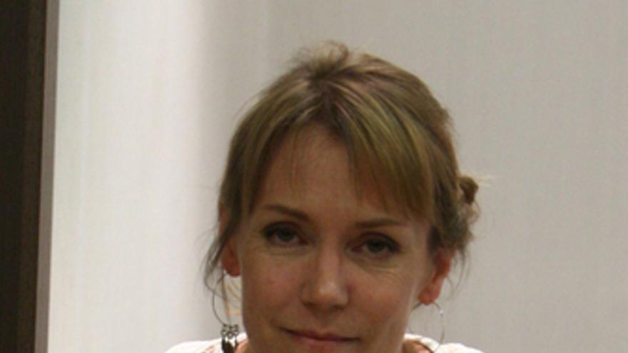 La escritora sueca Asa Larsson