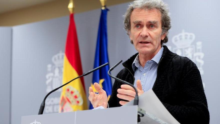 Los casos de coronavirus en España superan ya el centenar
