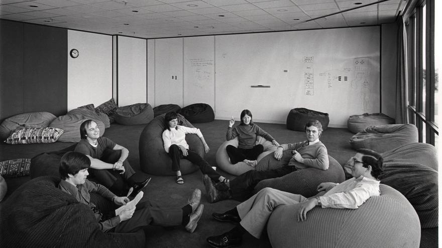 En el centro de Xerox convivían científicos, artistas y expertos en sociología
