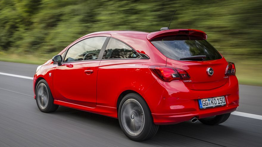 La próxima generación del Corsa contará con una versión híbrida enchufable.