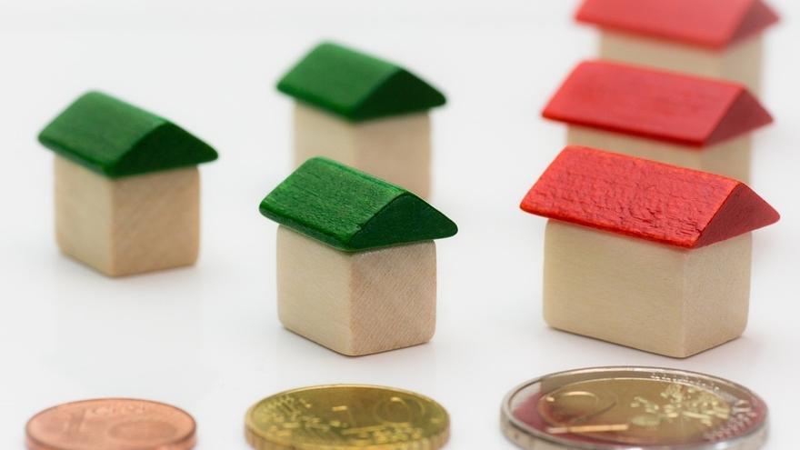 El precio de la vivienda sube un 2,6% interanual hasta marzo, según Registradores