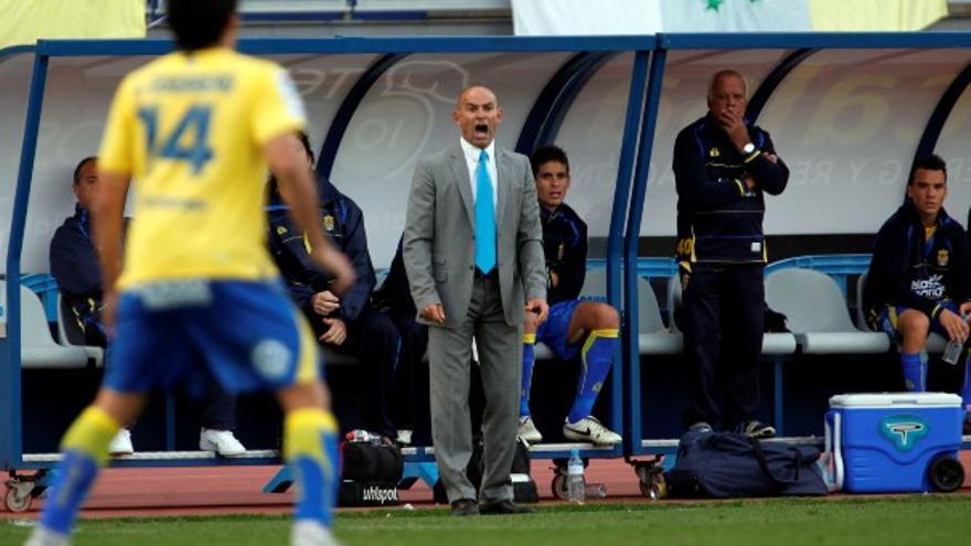 Del UD Las Palmas-Villarreal B #3