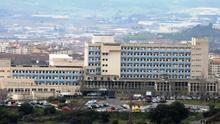 Hospital de Plasencia, área sanitaria que ha dado el único contagio